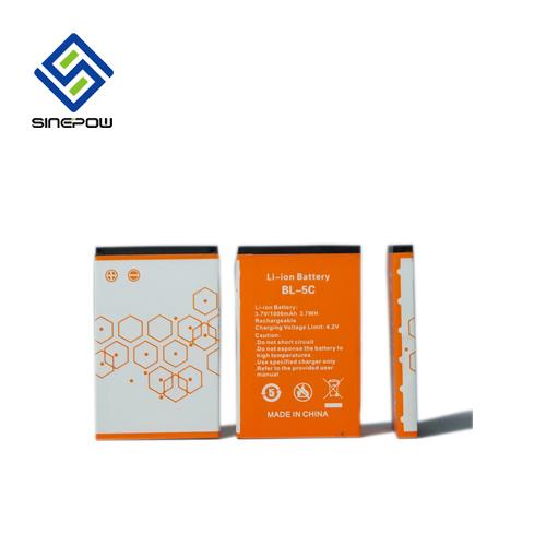 BL-5C Lithium battery 3.7v 800mah 1000mah