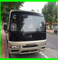 30 seats 2010 year Used nissan civilian bus high quality bus with cheap price for sale uae uk china