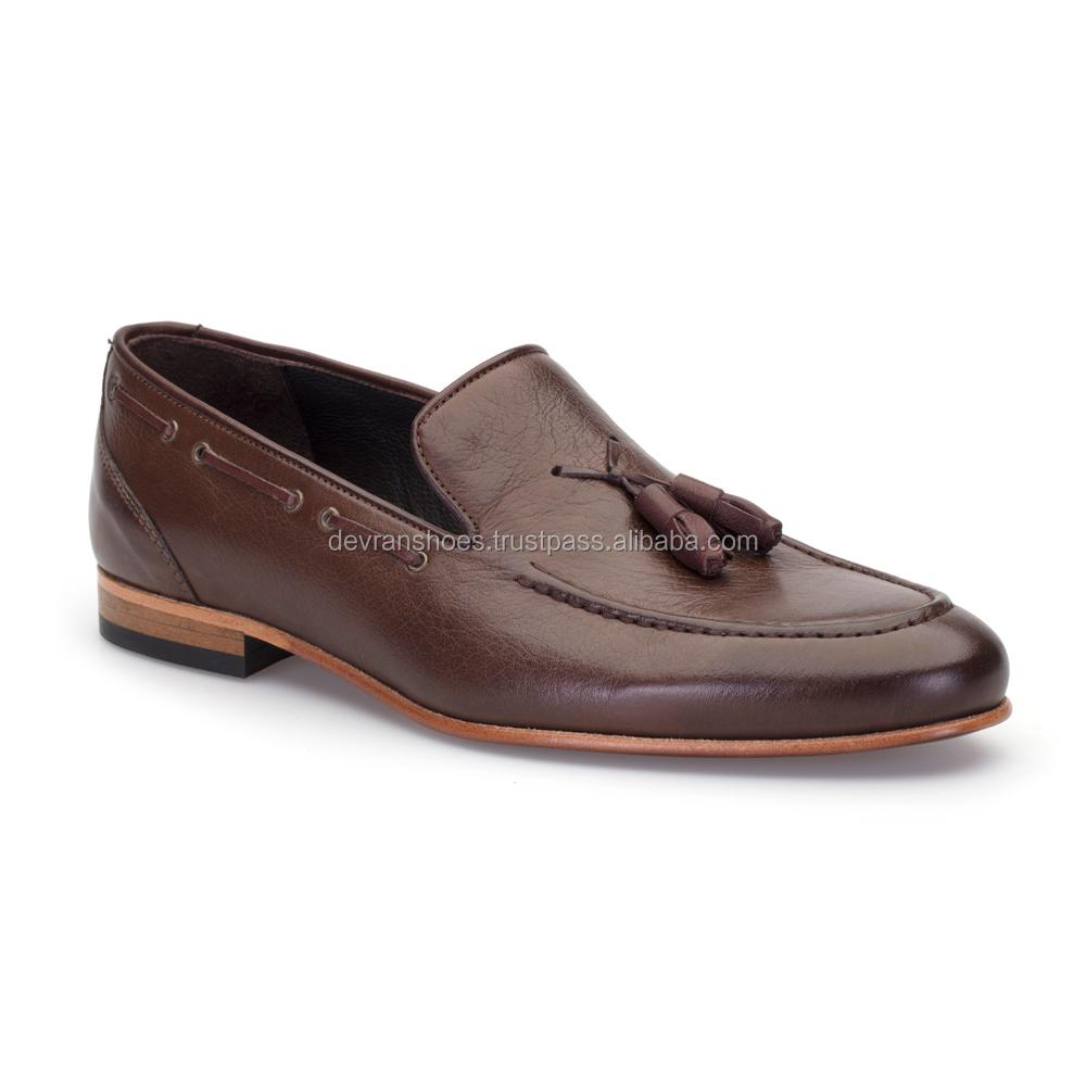 Genuine Full Shoes Business Italian Men Leather dUqUfwH