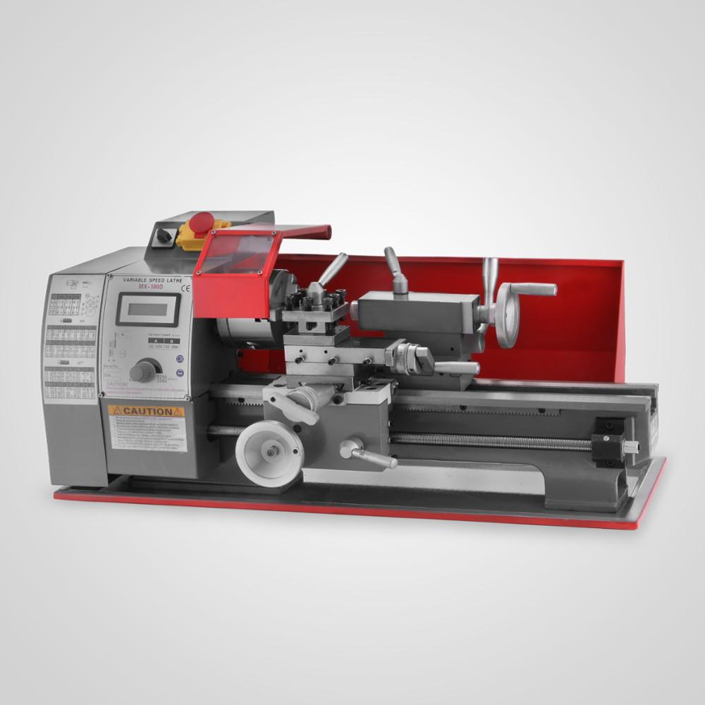 Business & Industrial Metal Mini Turning Lathe Machine Motorized ...