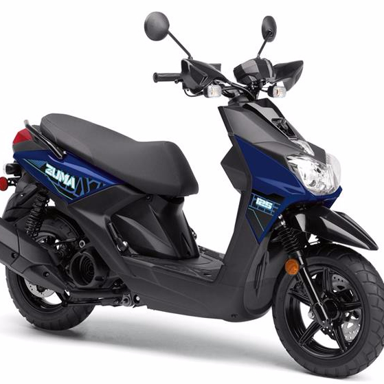 Tail Turn Signals Light Red//Blue Fit 2009-2014 YAMAHA Zuma X-Over BWS 125 YW125