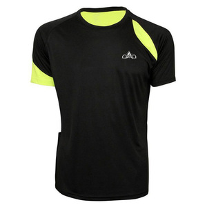 Custom Screen Print T Shirts Breathable Fitness T-Shirt