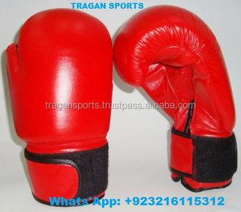 Boxing Gloves Kids Leather Boxing Gloves