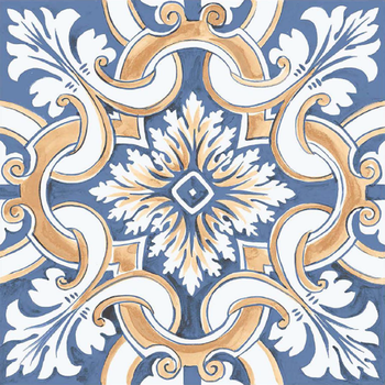 Top Selling Porcelain Decorative Floor Tiles 40x40cm