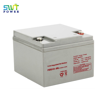 12V Gel Sealed Lead Acid Battery energy  storage solar for UPS