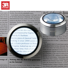 Easy to use and hot-selling magnifying glass for fathers day gifts at reasonable prices , rechargeable USB battery