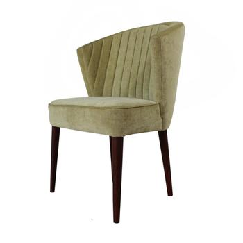 Fabulous Modern Wooden Upholstered Restaurant Dining Chair Buy Modern High Back Dining Chairs Dining Chairs With Armrests Upholstered Dining Chairs With Arms Ncnpc Chair Design For Home Ncnpcorg