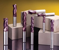 HSS-PM END MILLS for Stainless Steels, Carbon Steels, Alloy Steels (TANK-POWER END MILL)