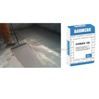Cement Based Waterproofing Material With Semi-elastic Properties - Buy  Flexible Waterproof Material,Concrete Waterproofing Material,Waterproof