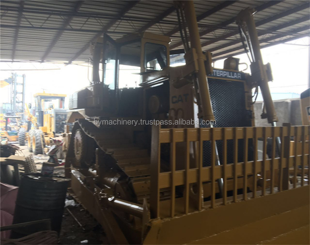 Used Cat D7H dozer Cat d7 used bulldozer
