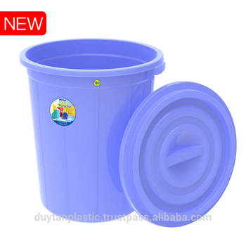 PP round container - 220L No.849