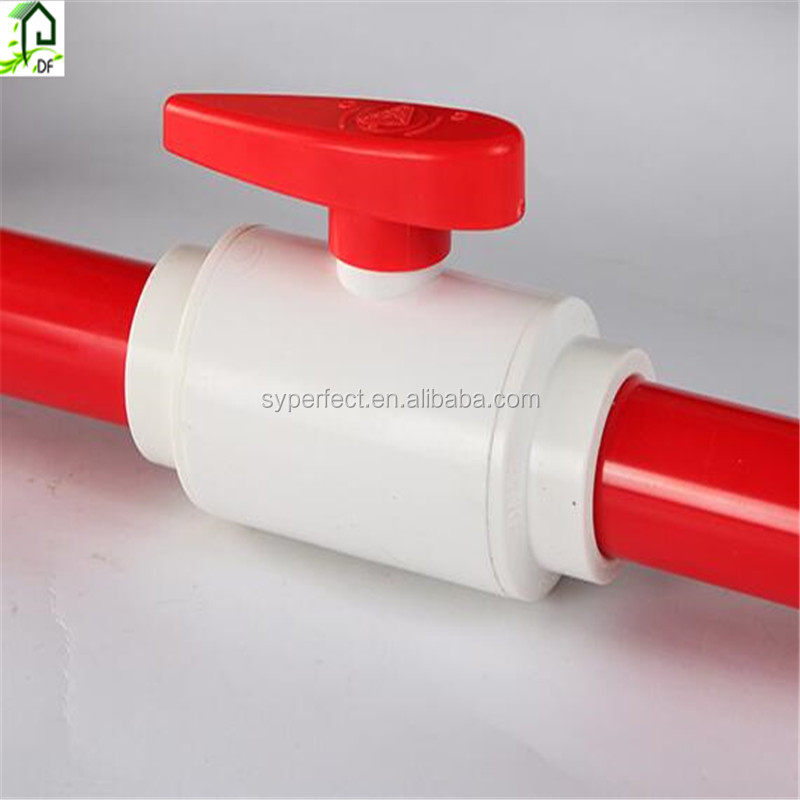 20mm 25mm 32mm PVC Aquarium Plastic Pijp En Fittingen Leverancier