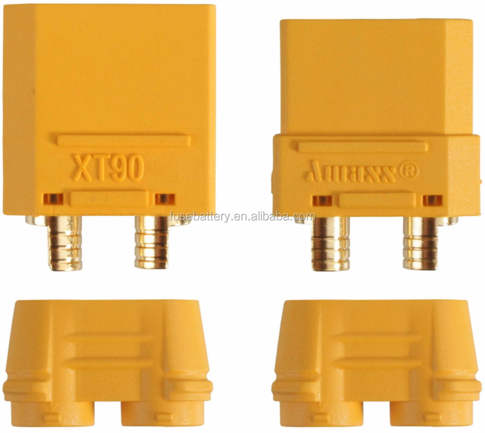 10awg Xt90 AntiSpark Pigtail Male//Female Parallel Adapters // Message for Quote