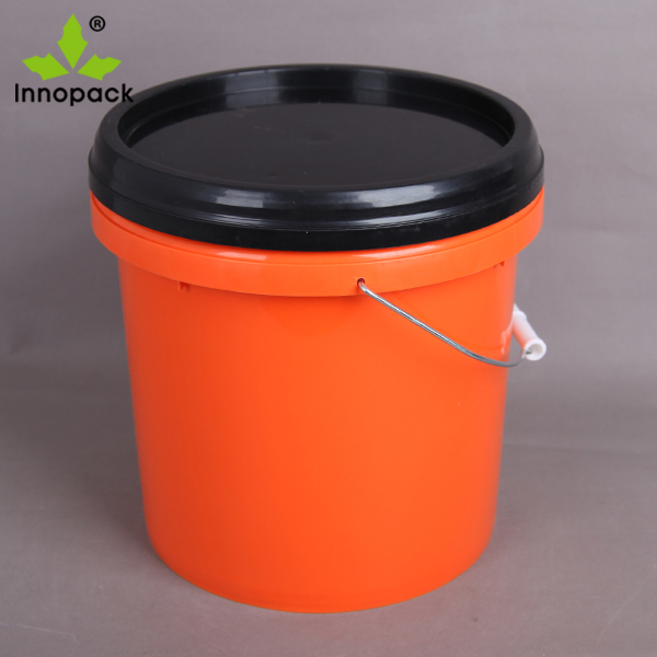 Simple Food Grade 10 Litre Plastic Container With Metal Lids Buy