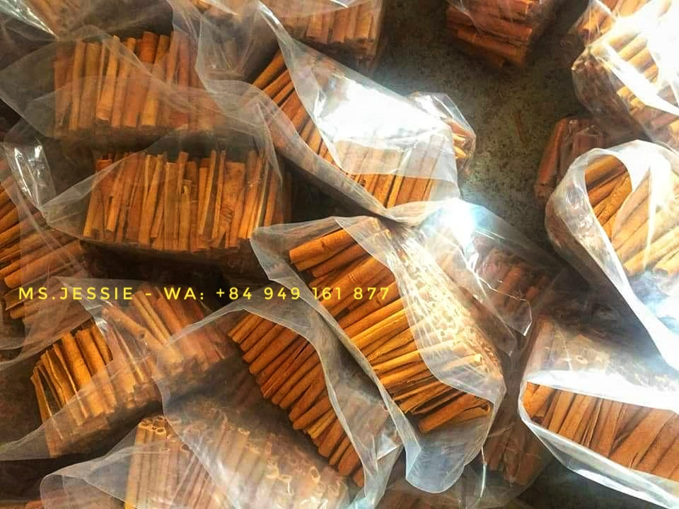 WHOLESALE CINNAMON/ CASSIA CUTTING STICK AA QUALITY - MS. JESSIE
