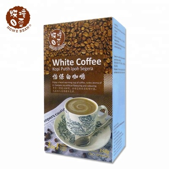 350g Home Bean 3 in 1 Instant White Coffee (Ipoh White Coffee)