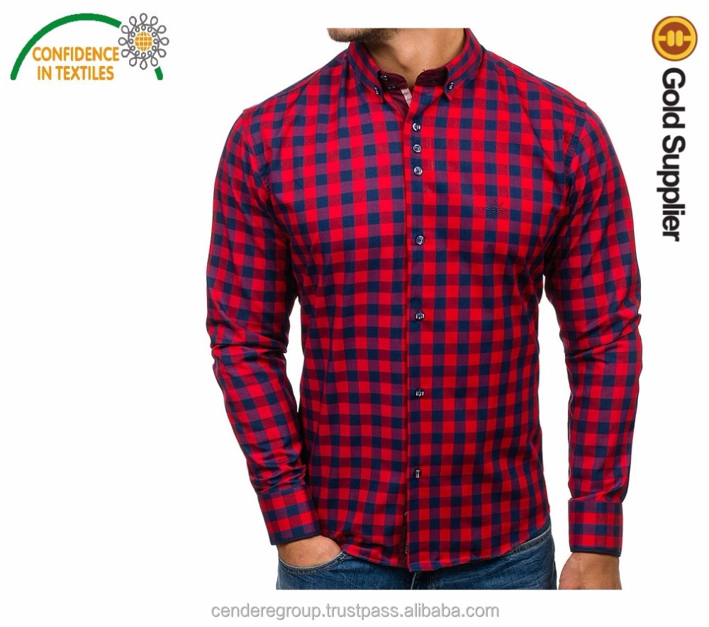 Mens High Quality Denim Shirts And Other Jeans Shirt With