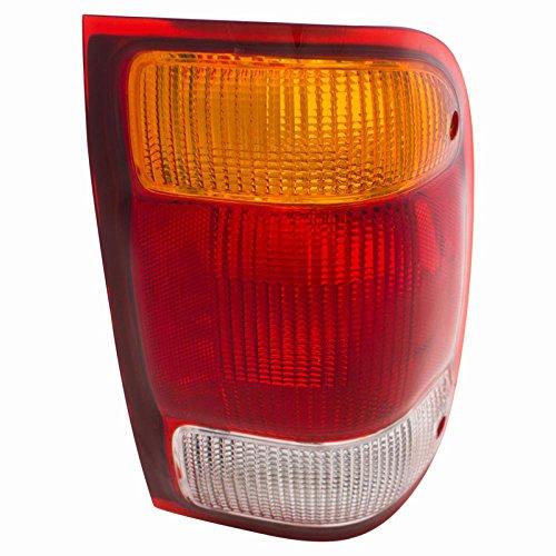 Passenger /& Driver Side Tail Light Assembly Kit For 2001-2005 Ford Ranger FO2800156 FO2801156