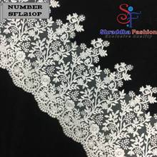 embroidery polyester Trimming Lace Bridal Lace for Wedding Dress