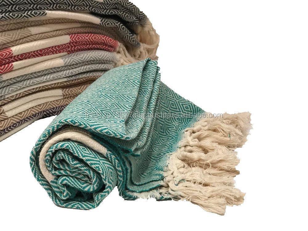 Turkish Bathroom Hammam Beach Boat Yoga Peshtamal Gym Towels Capraz
