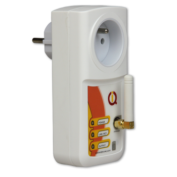 """IQ Tronic"" smart electric outlet with GSM control"