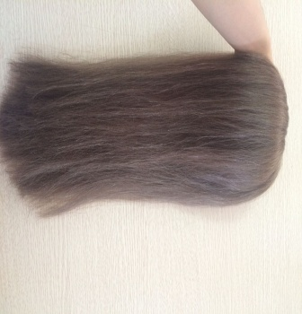 8a wholesale chocolate brown human hair #10 color
