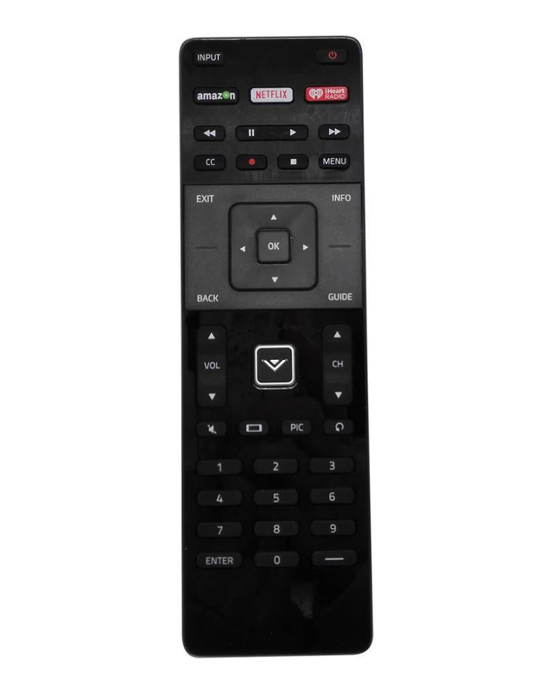 XRT132 Vizio E-Series 4K UHD TV Remote Control