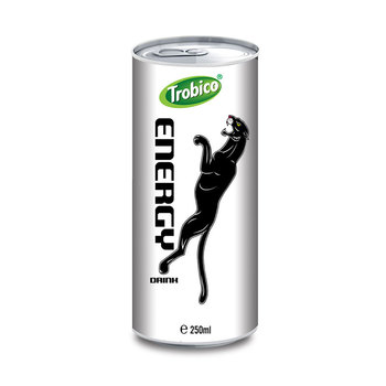250ml Canned Power Energy Drink-VietNam Manufacturer
