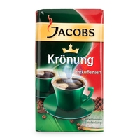 Jacobs Kronung 250g Ground Coffee
