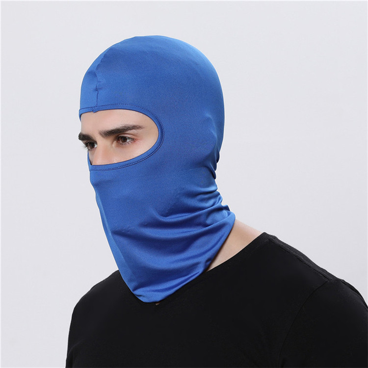 White Balaclava for Cold Weather - Windproof Ski Mask Winter outdoor hat Motorcycle Neck Warmer winter balaclava face mask
