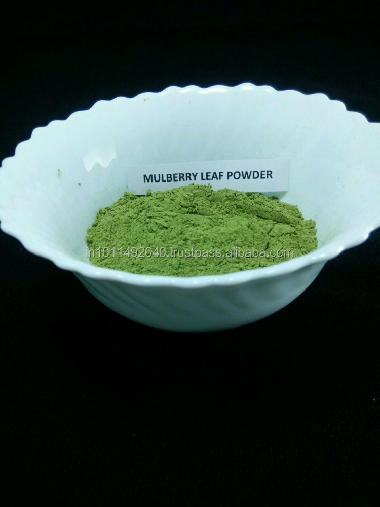 mulberry leaf powder marketers in India