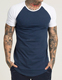 Summer Sale High-quality Club T-shirt with raglan sleeves, t shirt for men