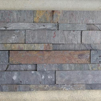 Kund Multicolor Slate Culture Stone Panels