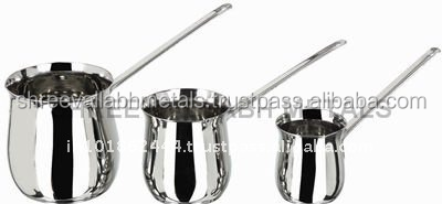 Stainless Steel Coffee Warmer S S Handle