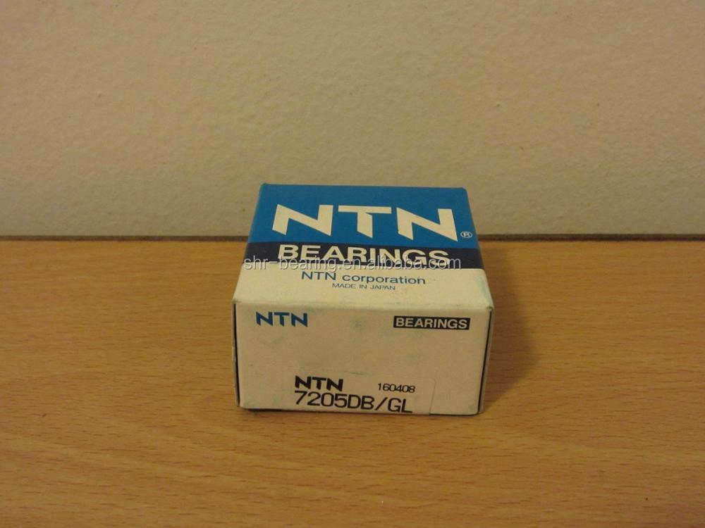 NTN 7205DB ANGULAR CONTACT BALL BEARINGS