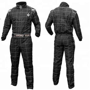 00026c23e5e0 Good quality fireproof motorcycle racing suit and racing wear  racing  coat car racing suit