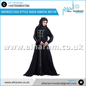 050daa43889 Moroccan Kimono Abaya