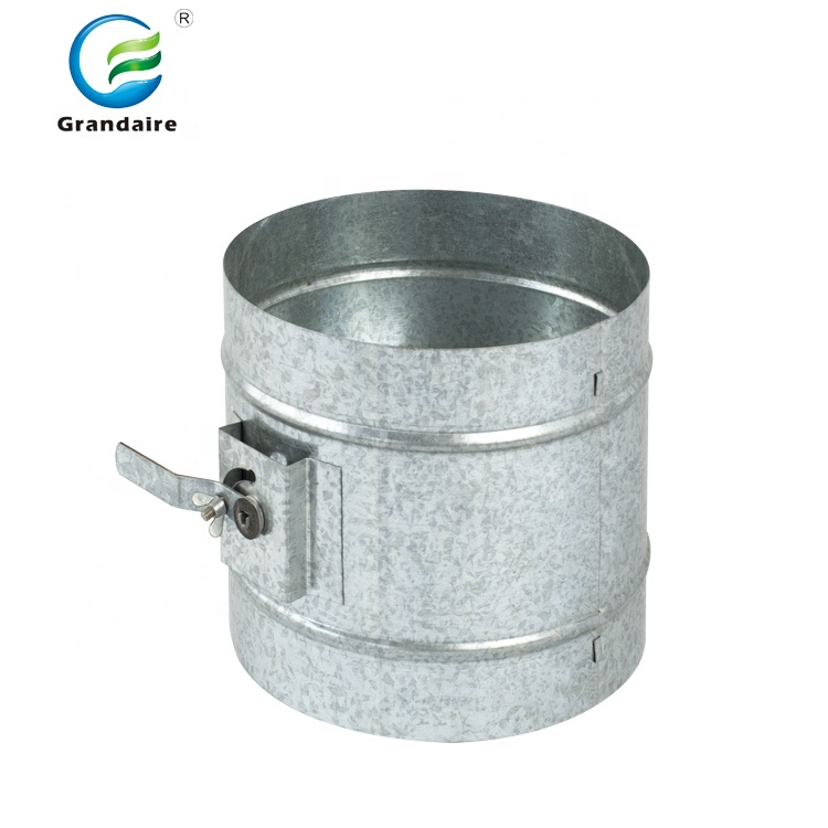 Manual Air Conditioning Duct Damper ( Rvcd-h) - Buy Manual Damper,Air  Damper,Duct Damper Product on Alibaba com