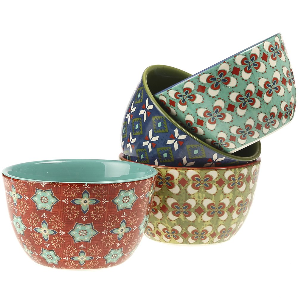 Certified International Corp 22725 A Woodland Walk Serving//Pasta Bowl 13 x 3 Multicolor