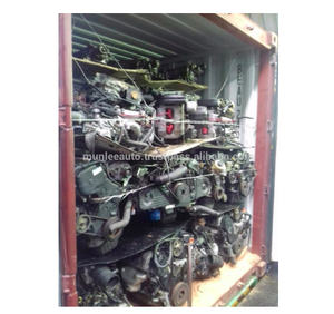JDM USED ENGINE WITH GEARBOX FOR 1RZ-FE 2RZ-FE HIACE