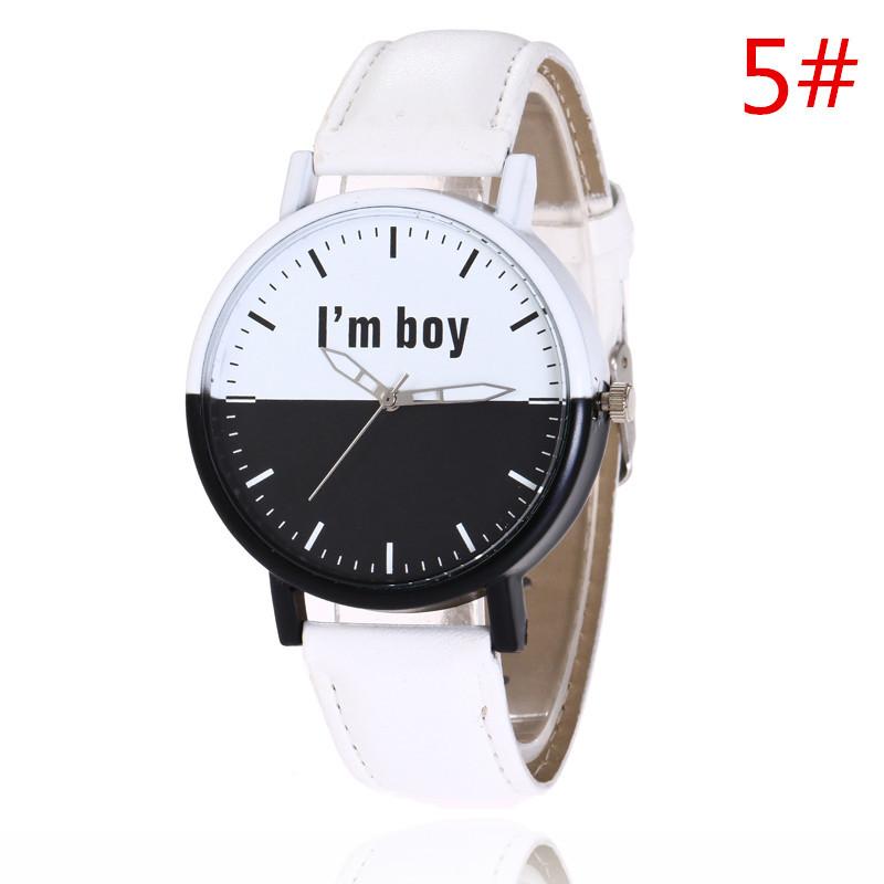 ea1173182a1 I Am A Boy girl Fancy Watches