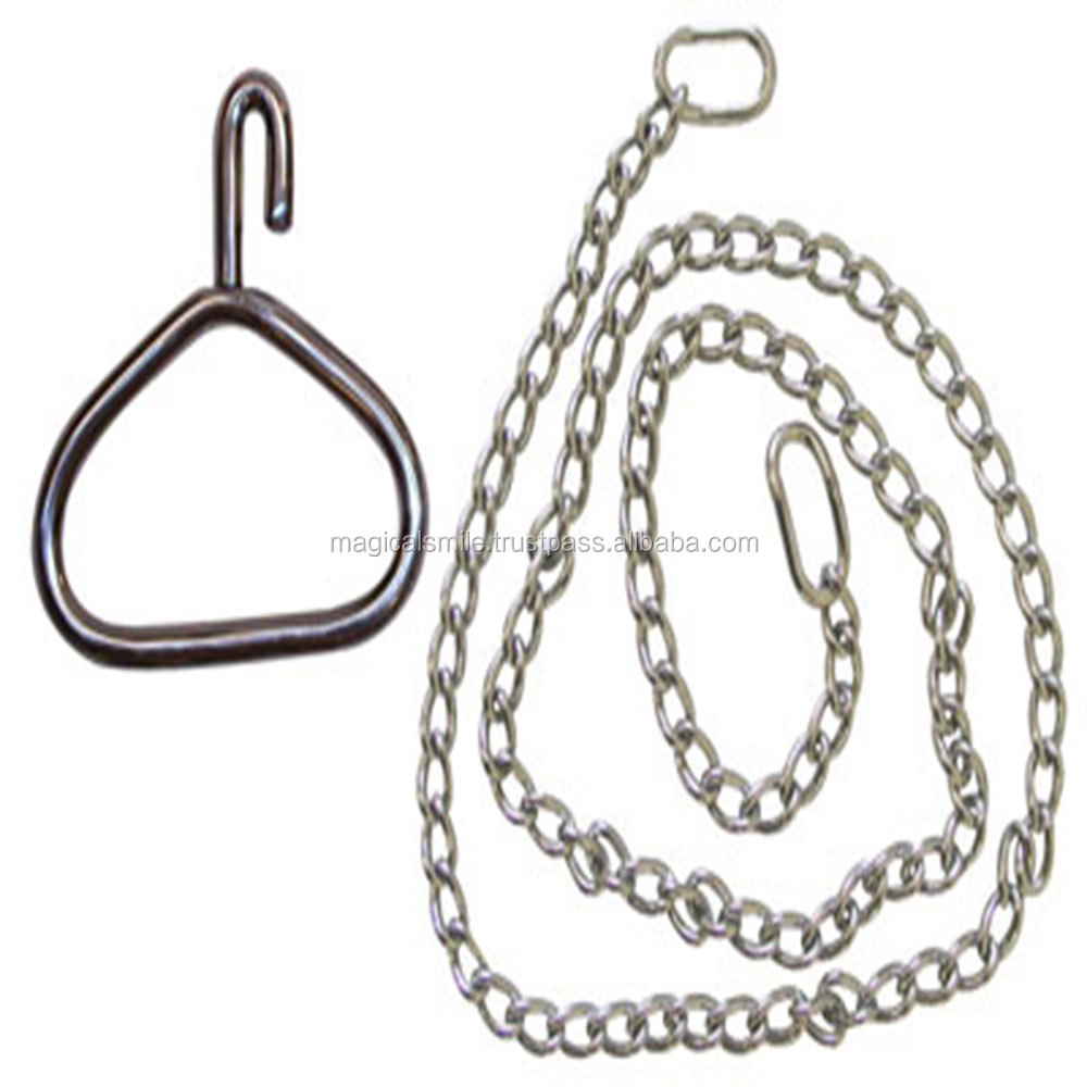 Obstetric Chain Handle Veterinary Instruments New brand