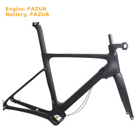 Fashion design best e-road bikes electric bike carbon road frame