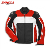 Pakistan Made Best Motorbike Leather Jacket/Customized Color Motorcycle Jackets