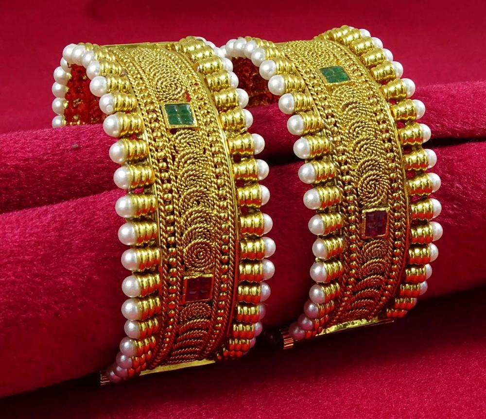 tode bridal bangles gold lock product traditional water