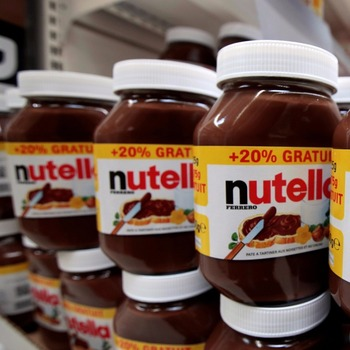 BEST PRICE Nutella 52g 350g 400g 600g 750g 800g / nutella ferrero for sale
