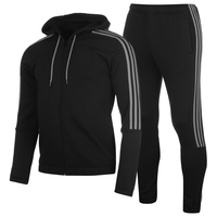 Customer New Design Cheap Sportswear Drifit OEM Training Jogger Suit Mens Full Zip Fastened Jacket Wholesale Custom Tracksuits