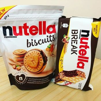 Hot Sale Nutella Biscuit 304g