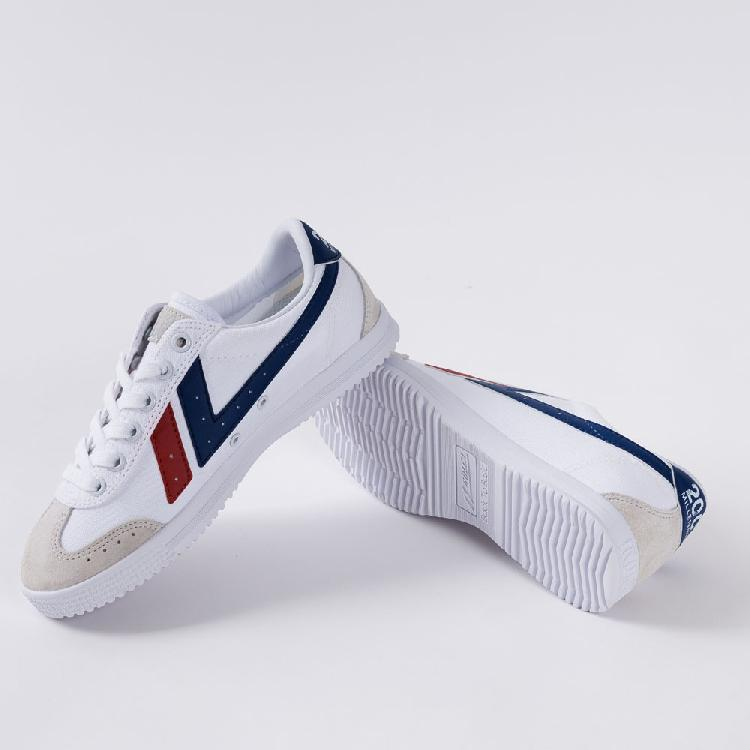 KOLCA2000 quality White Exported canvas working breathable Red Millennium shoes Blue good RqSBUxH