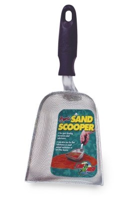 "ZOO MED/AQUATROL, INC - REPTI SAND SCOOPER ""Ctg: REPTILE PRODUCTS - REPTILE - HABITAT: MAINTENANCE"""